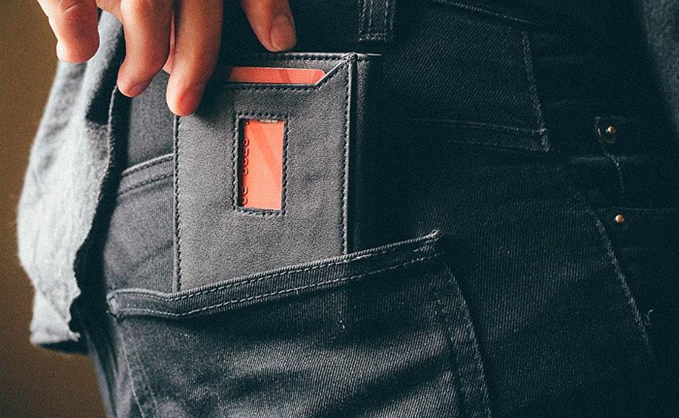 2015 MostRad Minimalist Wallet