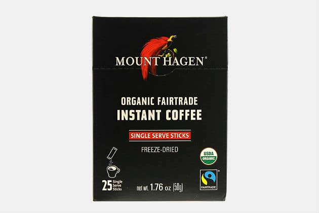 Mount Hagen Organic Single Serve