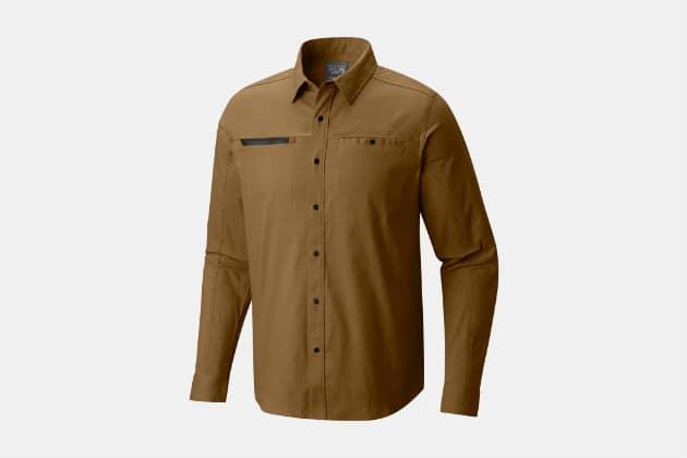 Mountain Hardwear Men's AP Shirt