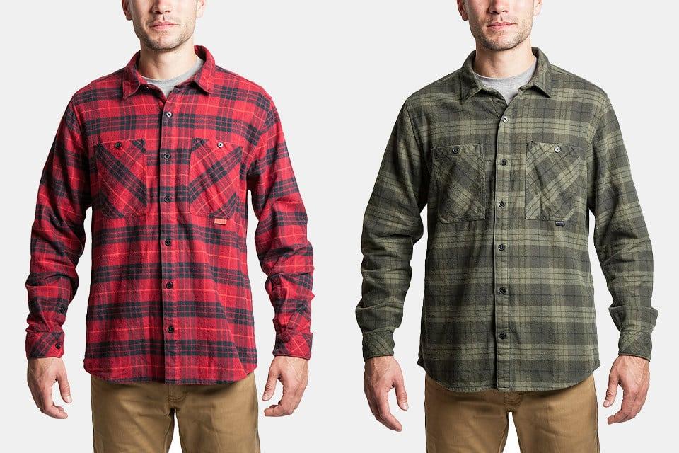 Mountain Standard Mountain Flannel