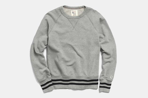 Todd Snyder Mr. Porter Collaboration Crewneck Sweatshirt
