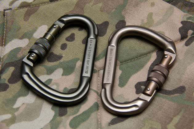 MSM Pear-S Tactical Carabiner