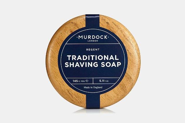 Murdock London Traditional Shaving Soap