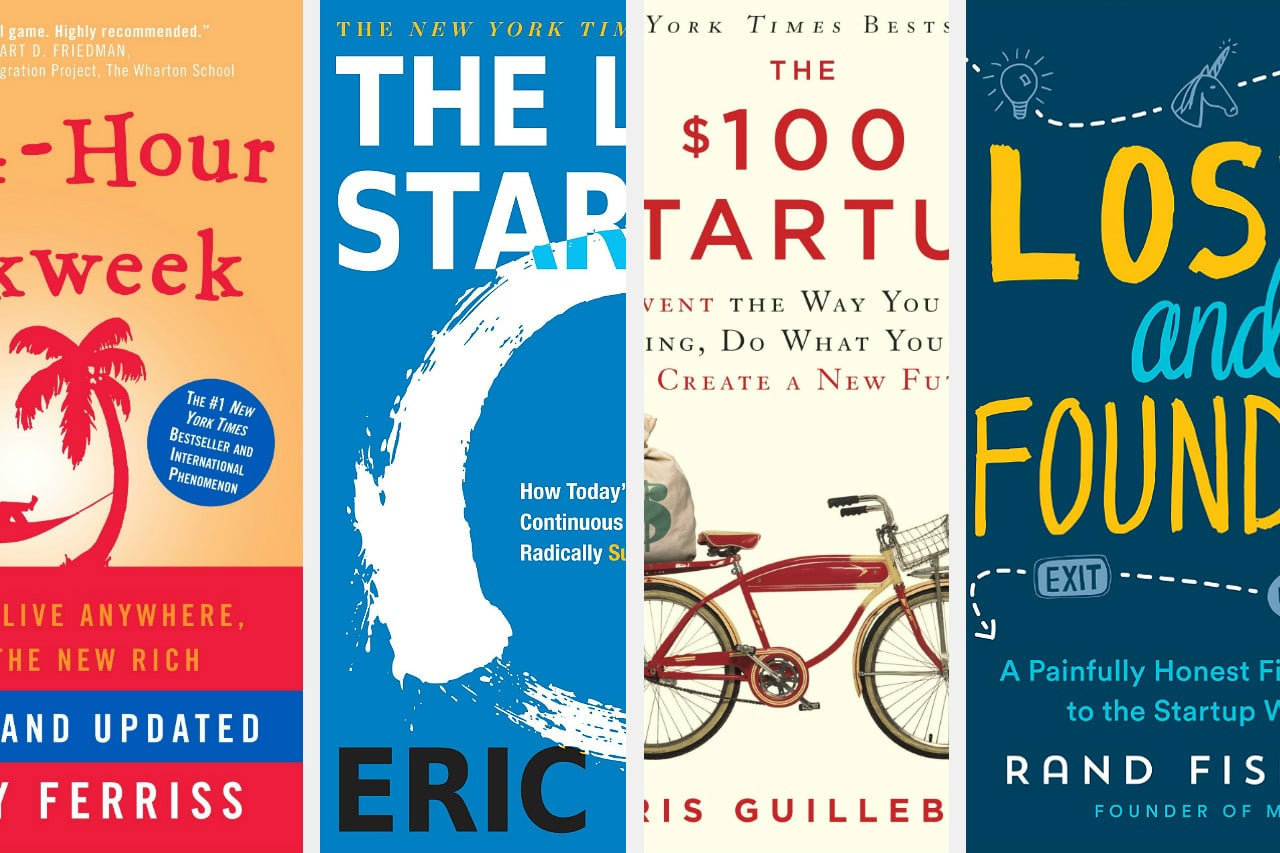 Must-Read Books For Entrepreneurs
