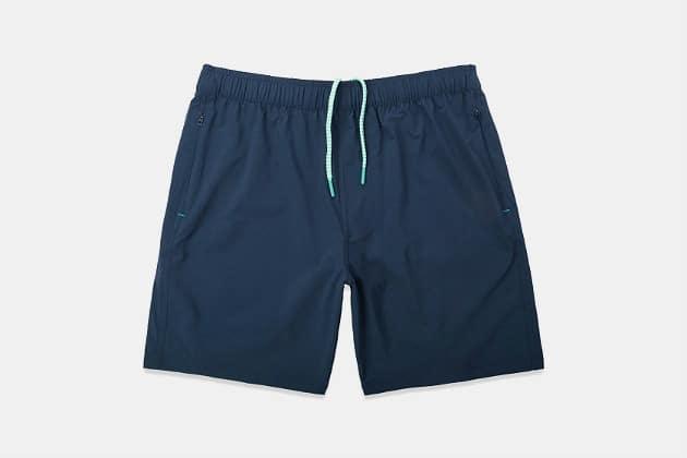 Myles Apparel Momentum Shorts