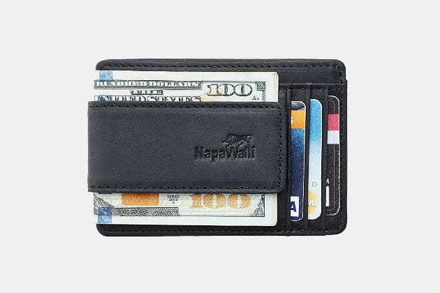 2ea84d172b1d The 20 Best Money Clip Wallets | GearMoose