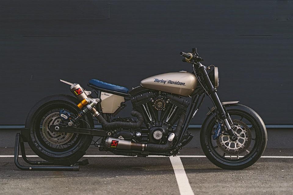 NCT Harley Davidson Dyna