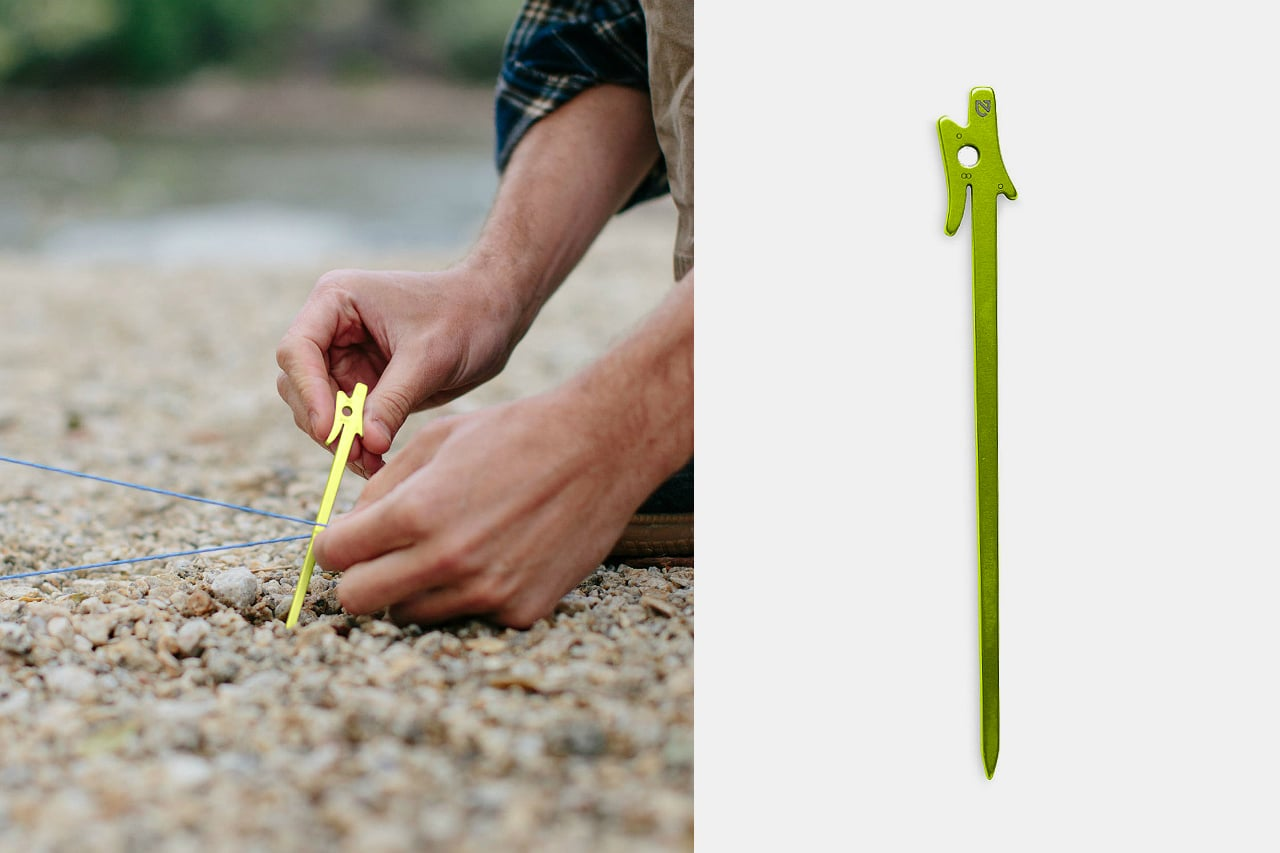 Nemo Airpin Ultralight Tent Stakes