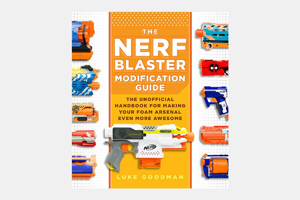 Nerf Blaster Modification Guide