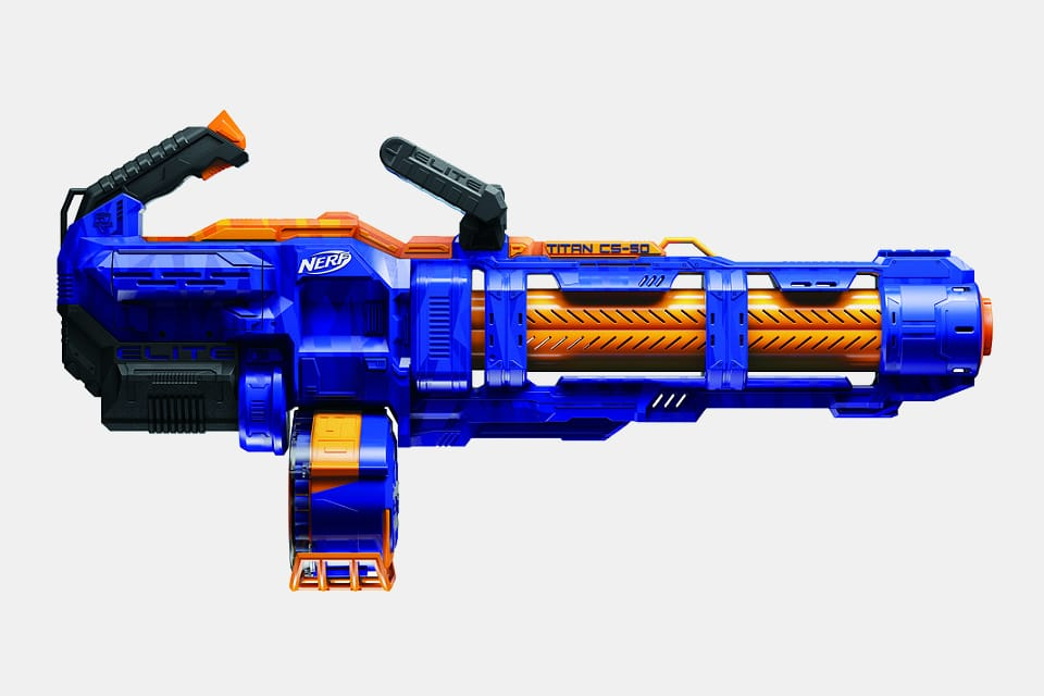 Nerf N-Strike Elite Titan CS-50 Minigun