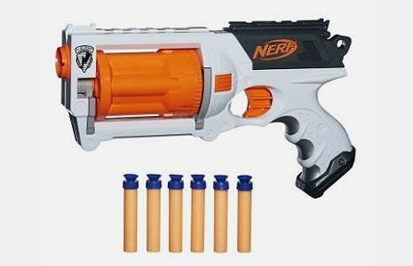 Nerf N-Strike Maverick Rev-6