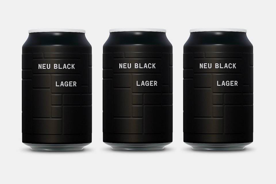 And Union Neu Black Lager
