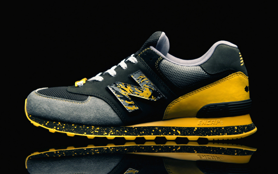 wholesale dealer fbe6c 95004 New Balance 574 City Of Gold. Footwear · Style