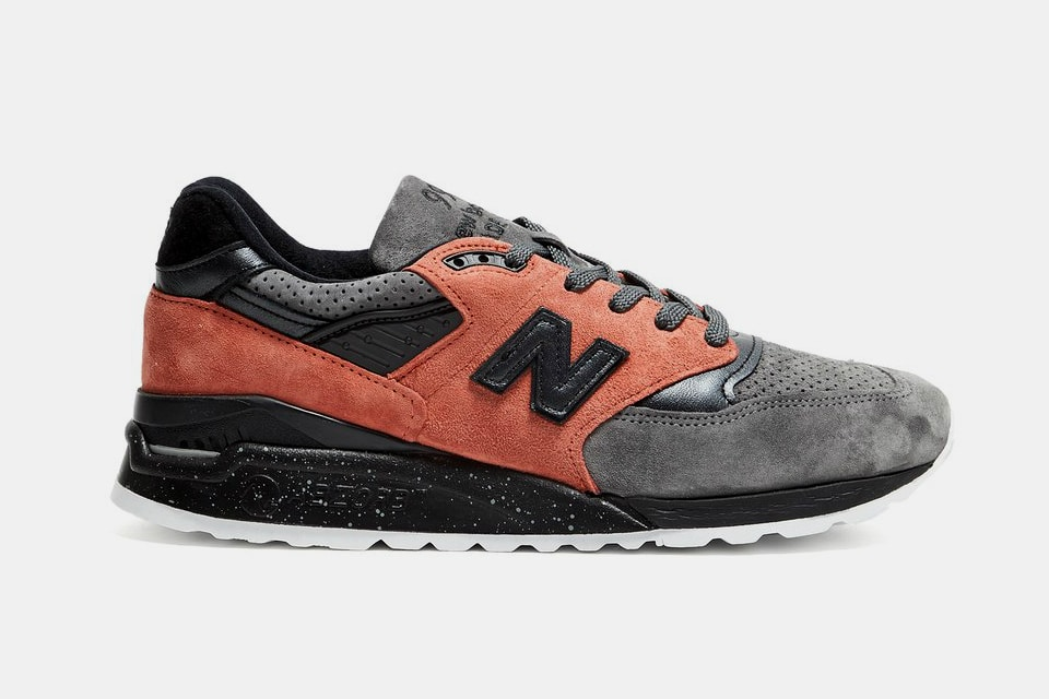half off bb983 7e7c0 New Balance x Todd Snyder 998 Sunset Pink | GearMoose