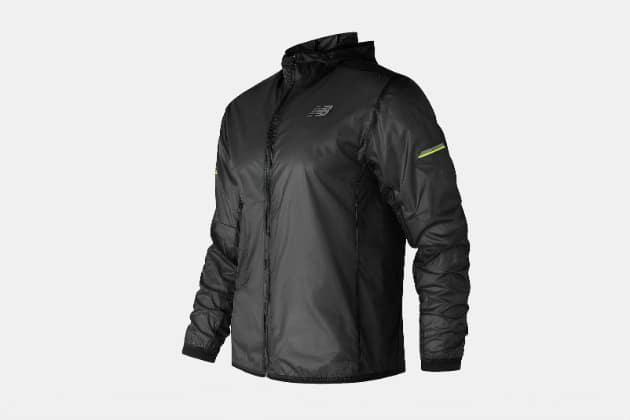 New Balance Ultra Light Packable Jacket