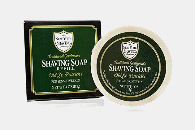 The New York Shaving Company Shaving Soap
