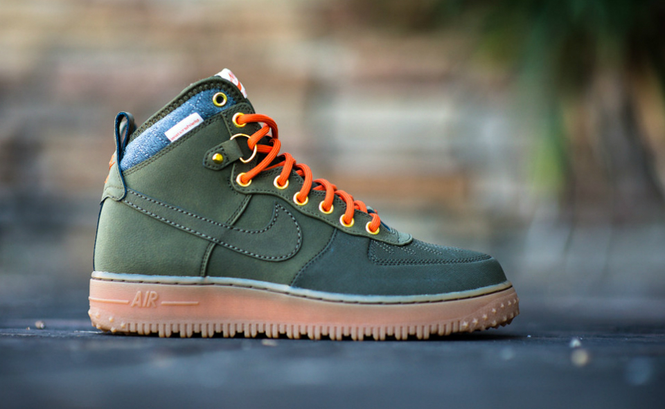 nike air force 1 duckboots