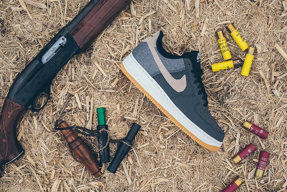 Nike AF1 Swoosh Sporting Club