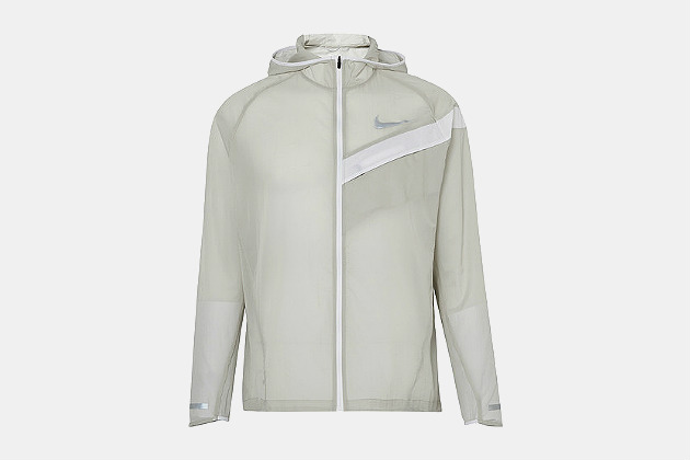 Nike Running Impossibly Light Packable Ripstop Hooded Jacket