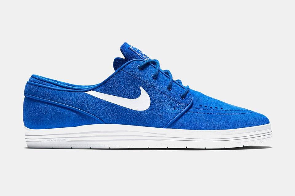 buy popular af298 9ce6a Nike SB Lunar Janoski Game Royal