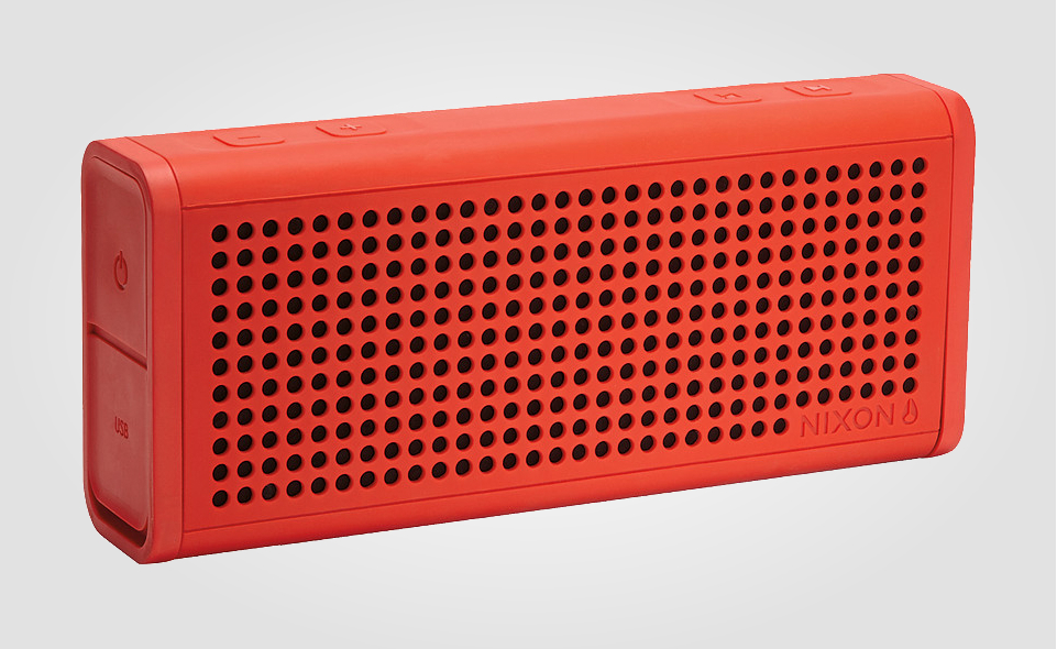 Nixon The Blaster Portable Bluetooth Speaker