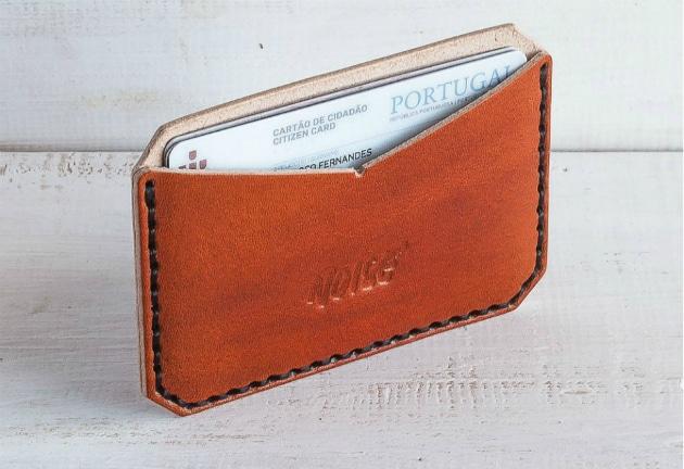 Noise Goods Minimalist Cardholder