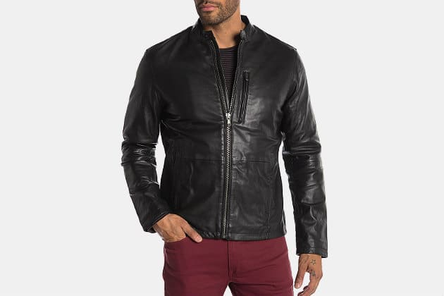 Leather Jackets At Nordstrom Rack