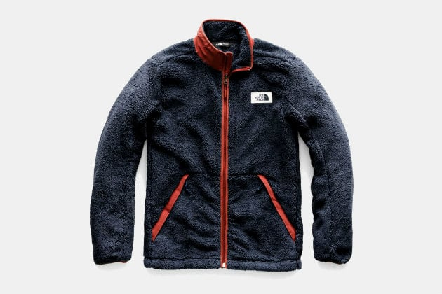 The North Face Campshire Full Zip Fleece Jacket