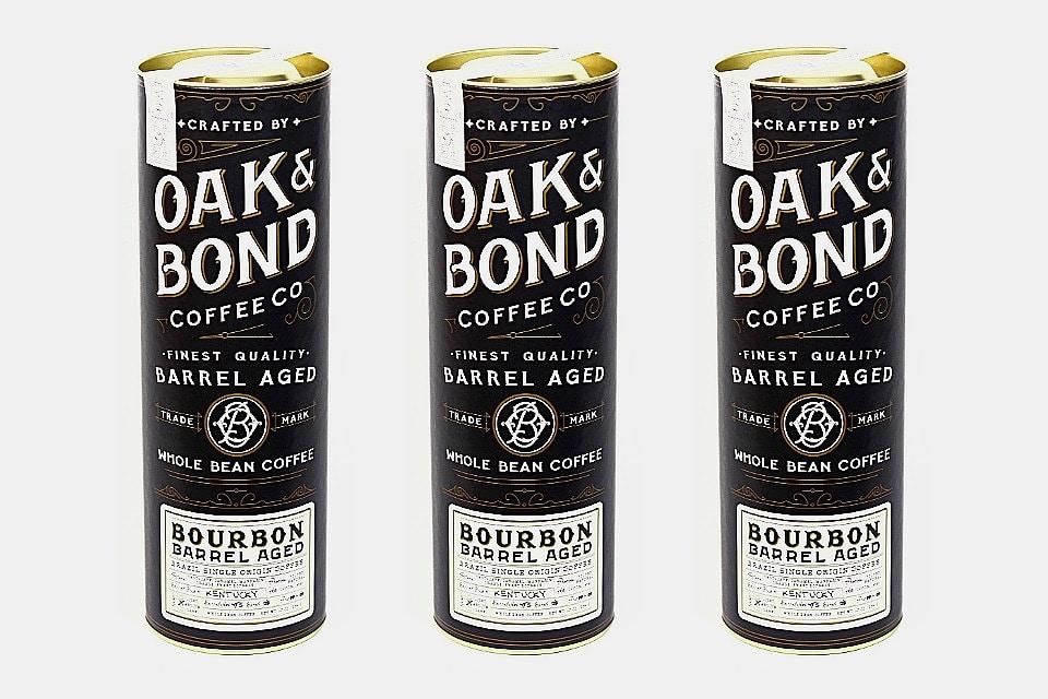 Oak & Bond Barrel-Aged Coffee
