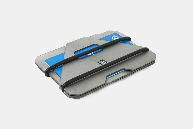 Obstructures A3 Titanium Wallet