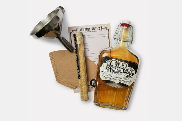 Old Fashioned Whiskey Cocktail Infusion Kit