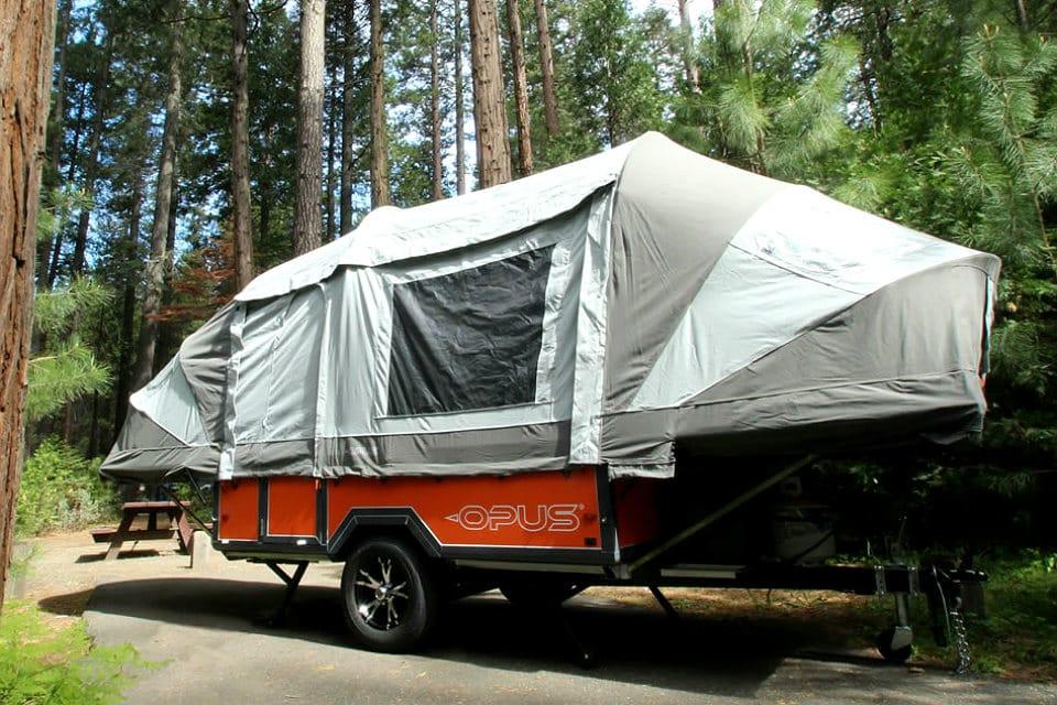 Air Opus Inflatable Camper