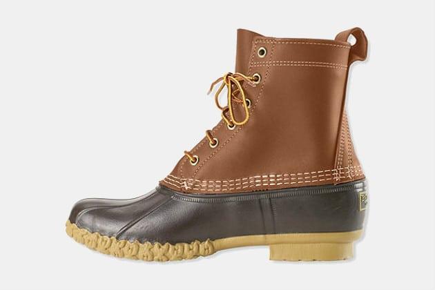 The Original L.L. Bean Boots