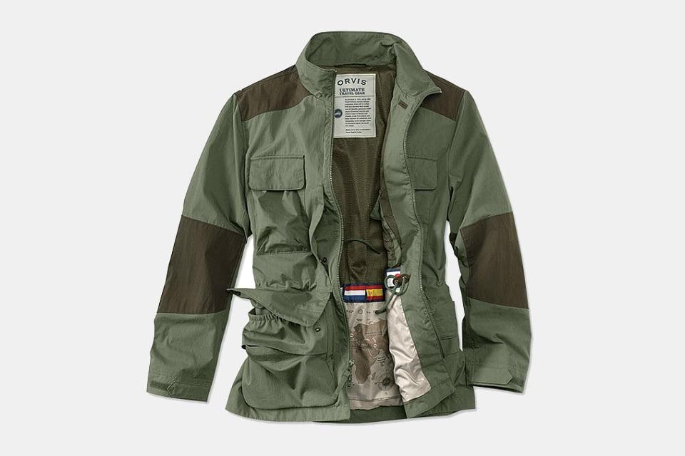 Orvis Around The World Jacket