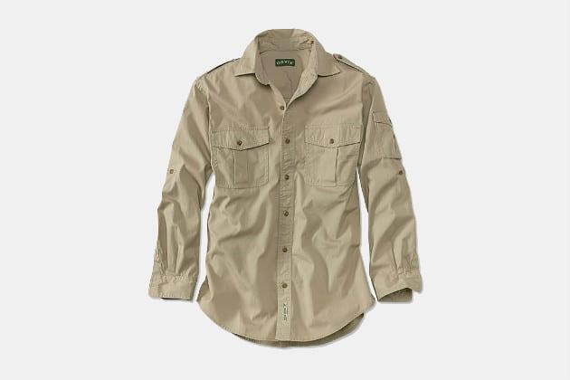 Orvis Bush Shirt