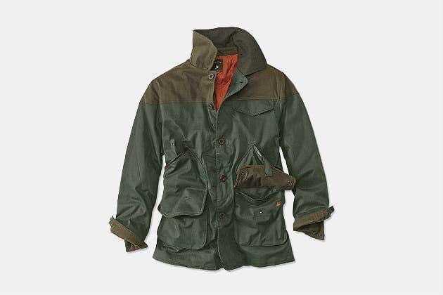 Orvis Front Loader Field Coat