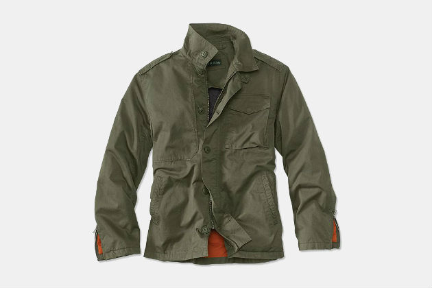 Orvis Modified Army Jacket