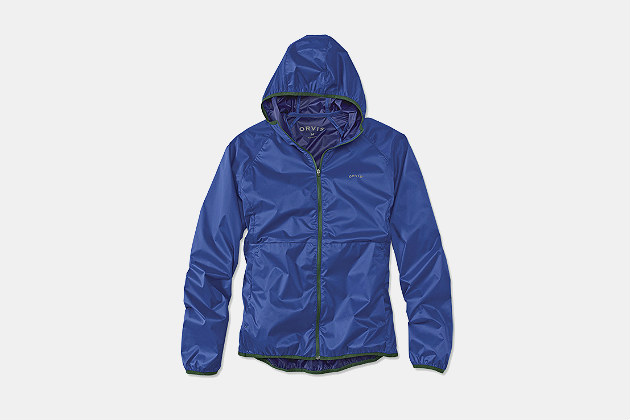 Orvis Packable Shell Anorak