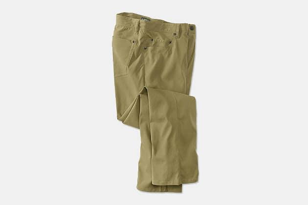 Orvis Curious Traveler 5-Pocket Pants