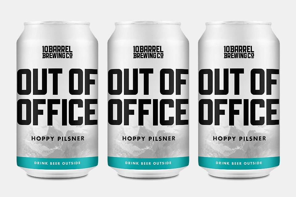 Out of Office Hoppy Pilsner