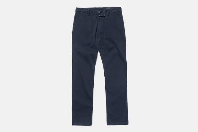 Outerknown S.E.A. Legs Straight Chinos