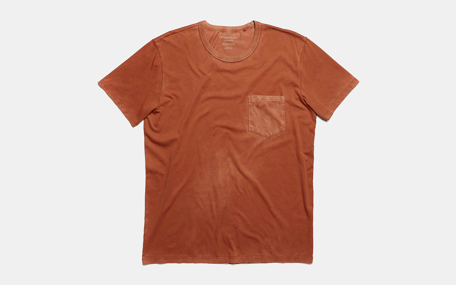 Outerknown Vintage Wash Pocket Tee