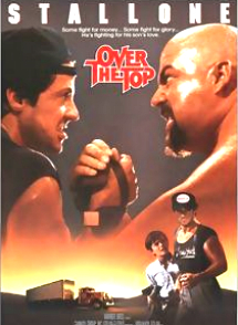 Over the Top Stallone Movie