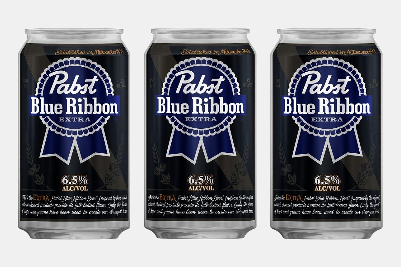 Pabst Blue Ribbon Extra