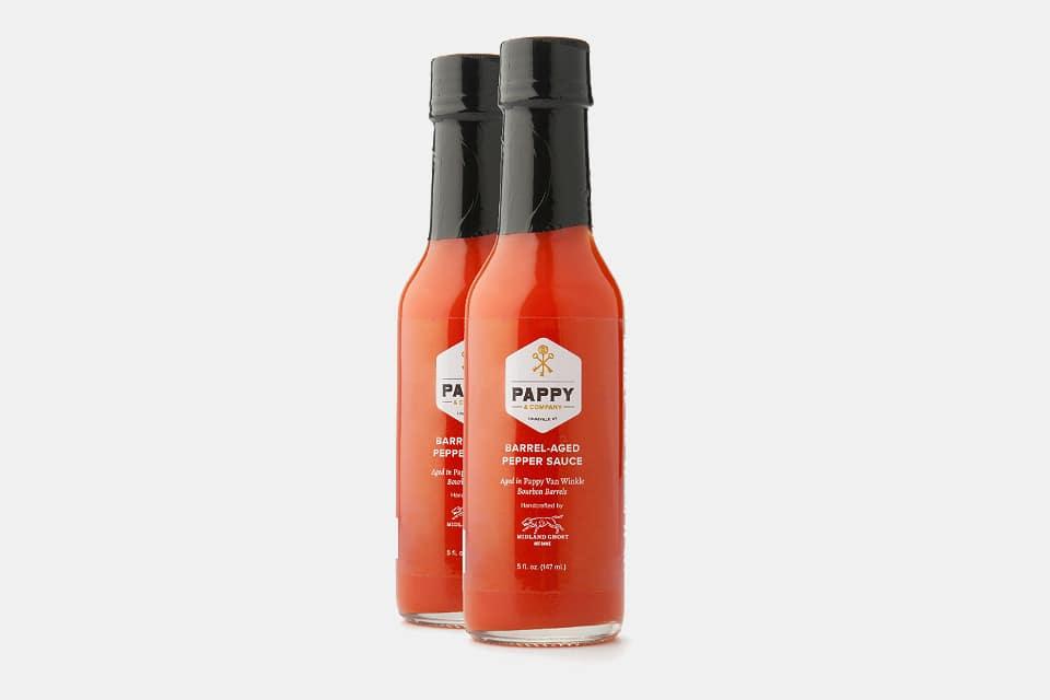 Pappy Van Winkle Hot Sauce