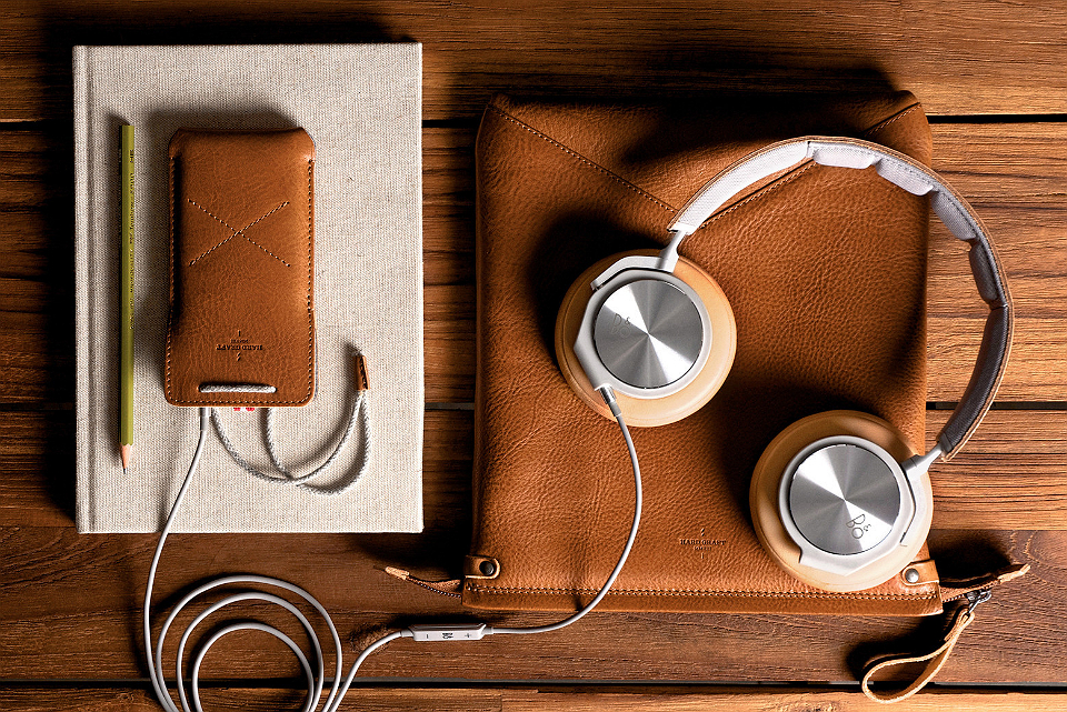 Hard Graft Peak Headphone Case & Stand