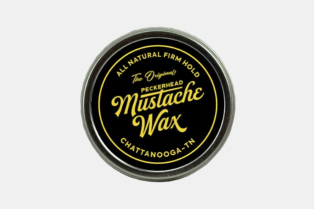 Peckerhead Mustache Wax
