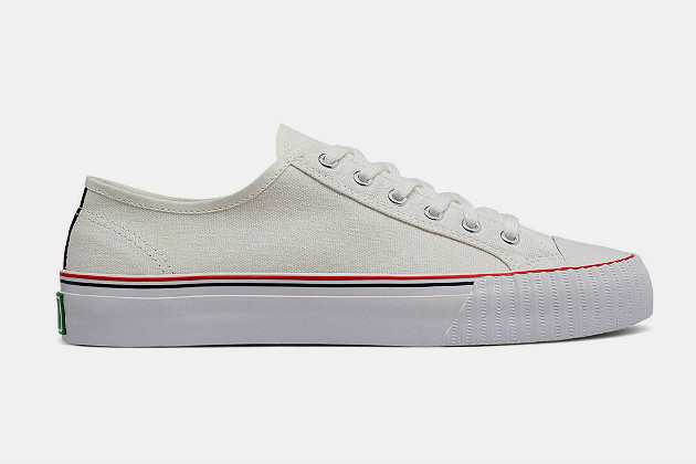 PF Flyers Canvas Center Lo
