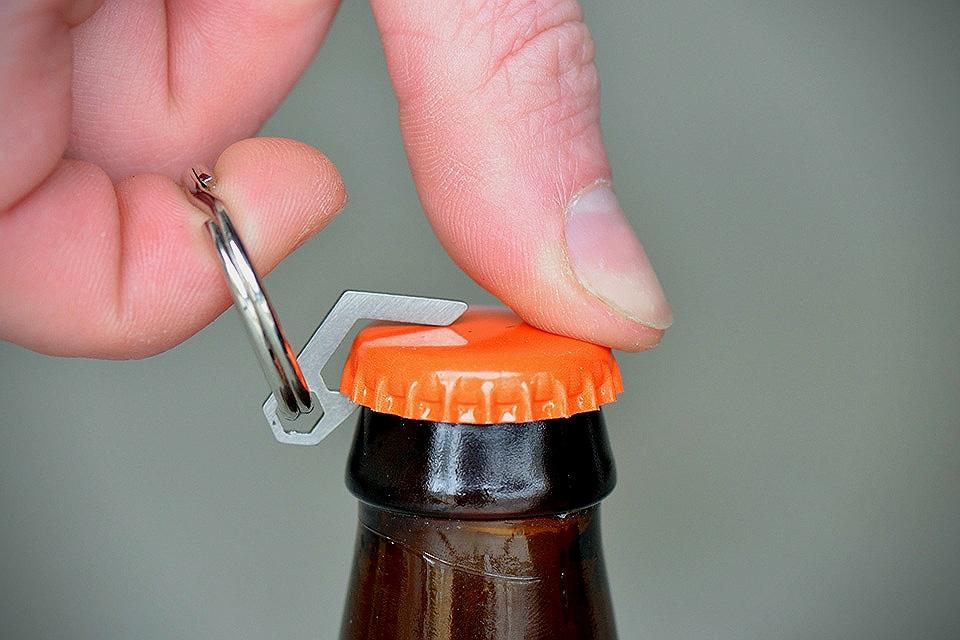 Pico Titanium Micro Bottle Opener