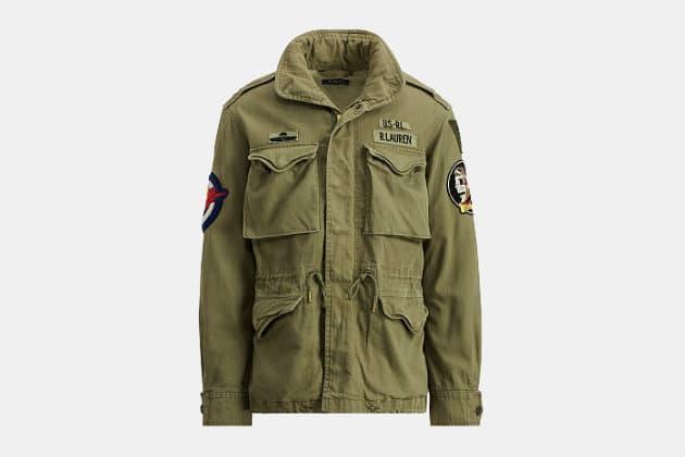 Polo Ralph Lauren Iconic M-65 Field Jacket